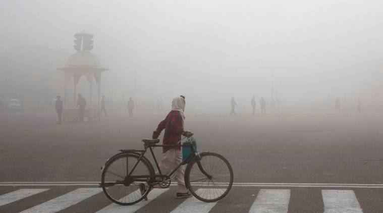 Delhi weather forecast: After rain spell, chilly weekend ahead