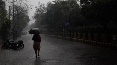 punjab rains, haryana rains, meT prediction punjab, meT prediction haryana, weather forecast, heavy rainfall punjab, heavy rainfall haryana, Mohali, Amritsar, Ludhiana, Patiala, Gurdaspur, Pathankot, Jalandhar, weather, india news, indian express news