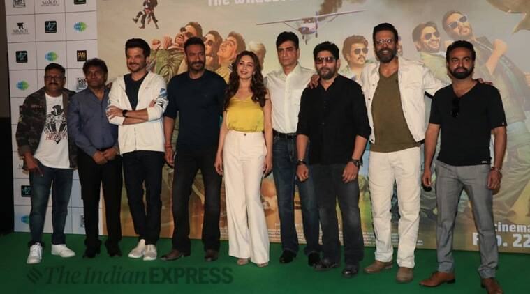 total dhamaal cast