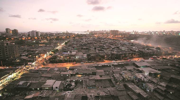 Slum Rehabilitation Authority project, Andheri Slum Rehabilitation Authority project, Andheri SRA project, Mumbai Slum Rehabilitation Authority project, Mumbai news, city news, Indian Express