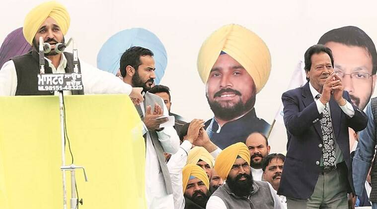 AAP declares Dhawan as its Lok Sabha candidate from Chandigarh