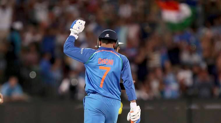 India vs Australia: MS Dhoni finishes in Adelaide, the Mahi
