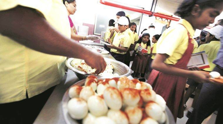 Egg back on Raipur mid-day menu after regime change, not in Bhopal