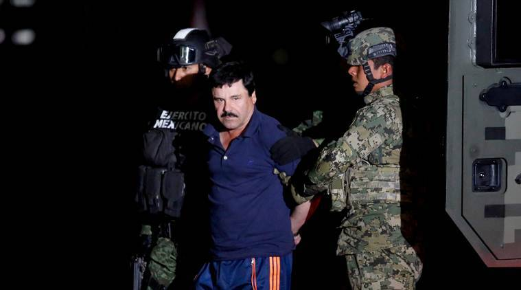 Ex-El Chapo lieutenant says he discussed killing cop as favour to mayor