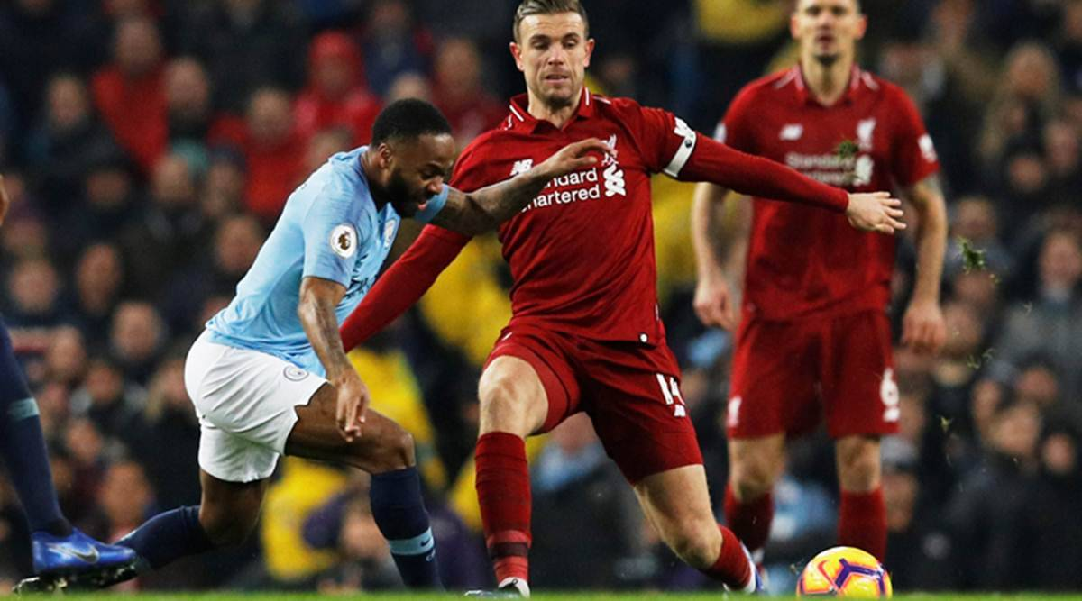 Manchester City vs Liverpool Highlights: Sane's winner helps City ...