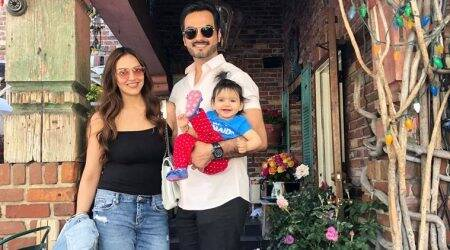 esha deol, bharat takhtani to welcome second child