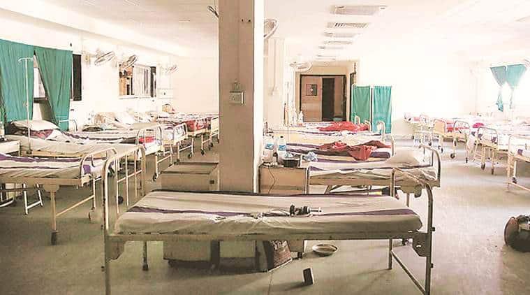 coronaviorus patients, covid 19 cases, private hospital, mumbai news, Indian express news