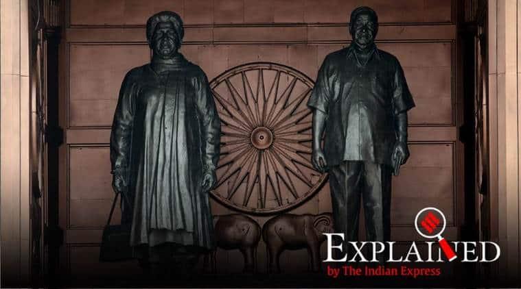 memorial scam, mayawati, kanshi ram, mayawati statue, kanshi ram statue, what is memorial scam, up govt, news, explained news,