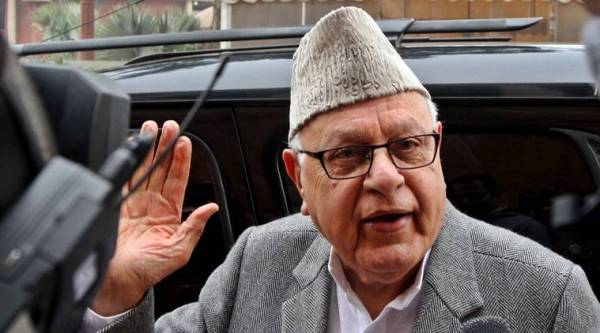 Farooq Abdullah, Farooq Abdullah NC, National conference, Hurriyat, Hurriyat leaders, Hurriyat Kashmir, India news, Indian express, latest news