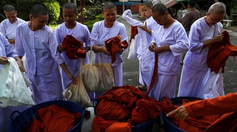 Thailand's rebel female Buddhist monks defy tradition, continue to fight for equality