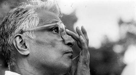 george fernandes, george fernandes dies, george fernandes dead, former union minister dead, siachen, soldiers at sichen, indian express