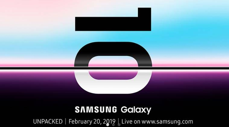 Samsung Galaxy Unpacked 2019, Samsung Galaxy Unpacked 2019 expectations, Galaxy S10, Galaxy S10 release date, Galaxy S10 price in India, Galaxy S10 5G, Galaxy F, Galaxy X, Samsung foldable smartphone, Galaxy Foldable, Galaxy Home release date, Galaxy Home price