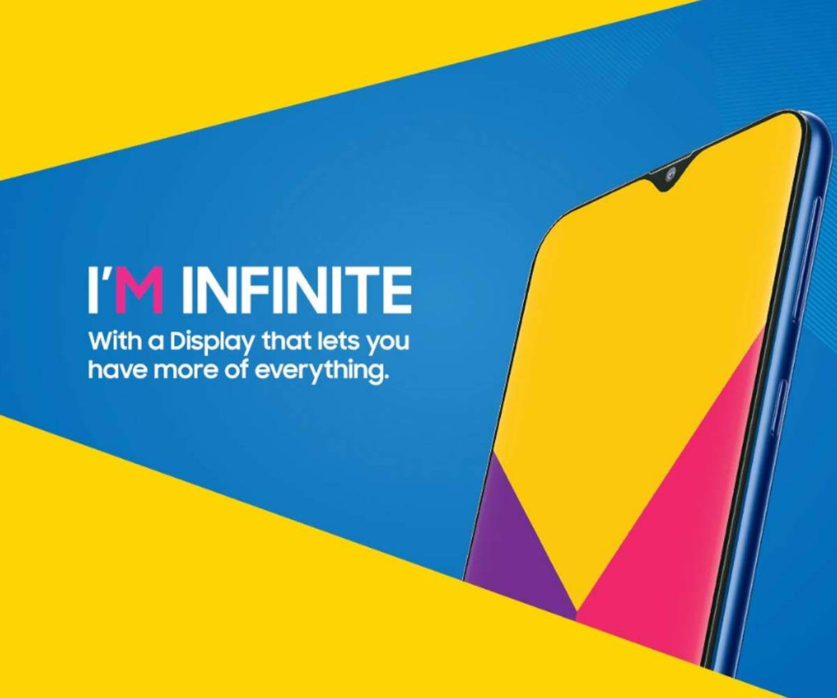 Samsung's New Galaxy M10 & Galaxy M20 Smartphones Launched With Infinity-V Displays