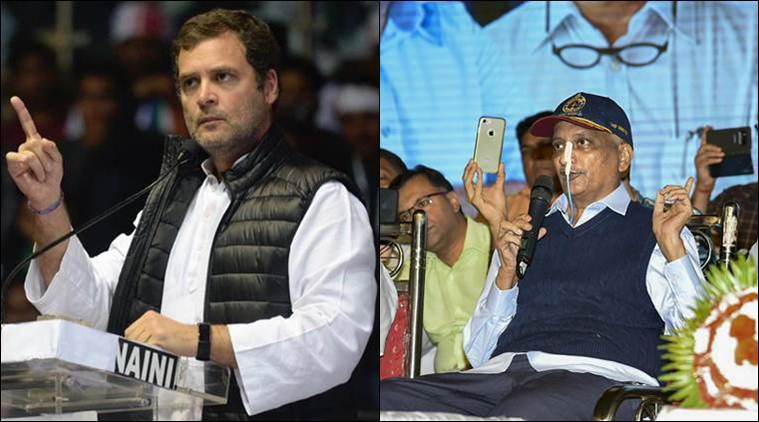 'Pressure forced you to attack me in uncharacteristic manner': Rahul Gandhi writes back to Manohar Parrikar