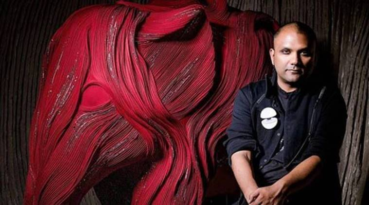 gaurav gupta, lakme fashion week, lakme fashion week 2019, gaurav gupta opening show lakme fashion week mumbai, 2019, gaurav gupta opening show fashion 2019, january, indian express, indian express news