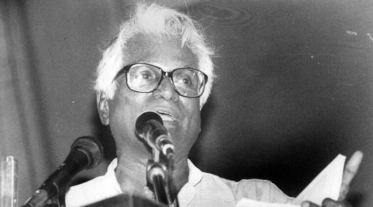George Fernandes, former Union minister, dies at 88