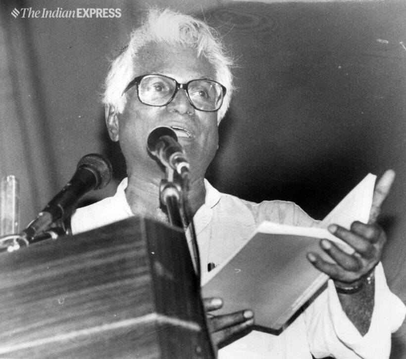 George Fernandes, the poster boy of anti-Emergency, dies at 88