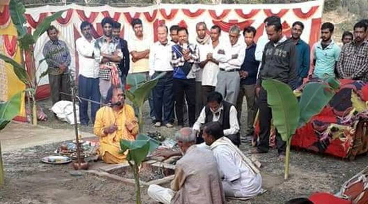 'Ghar Wapsi' bid in Tripura: 96 Christians 'reconverted' to Hinduism