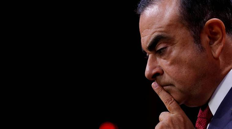 carlos ghosn, carlos ghosn case, carlos ghosn nissan, nissan chairman, nissan renault, carlos ghosn wife, carlos ghosn prosecution, world news, Indian Express