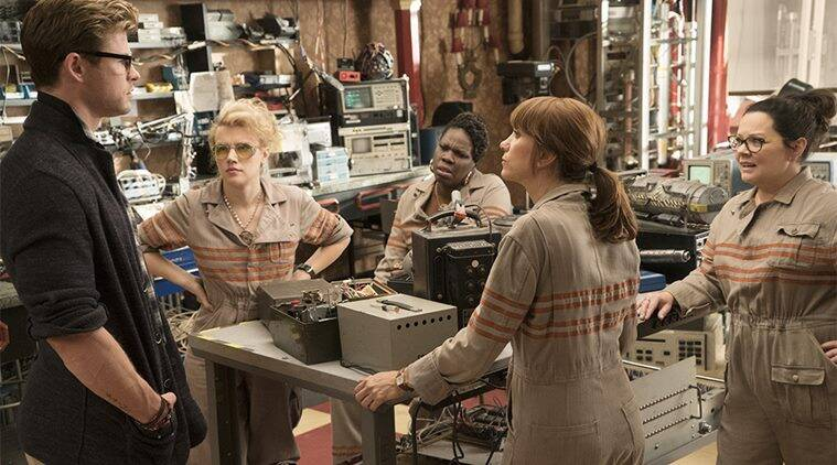 New Ghostbusters film to release on July 10, 2020