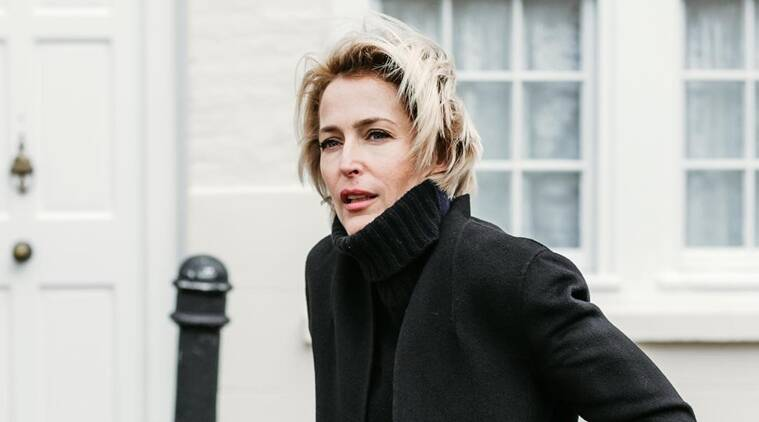 Gillian Anderson cast as Margaret Thatcher in Netflix's The Crown