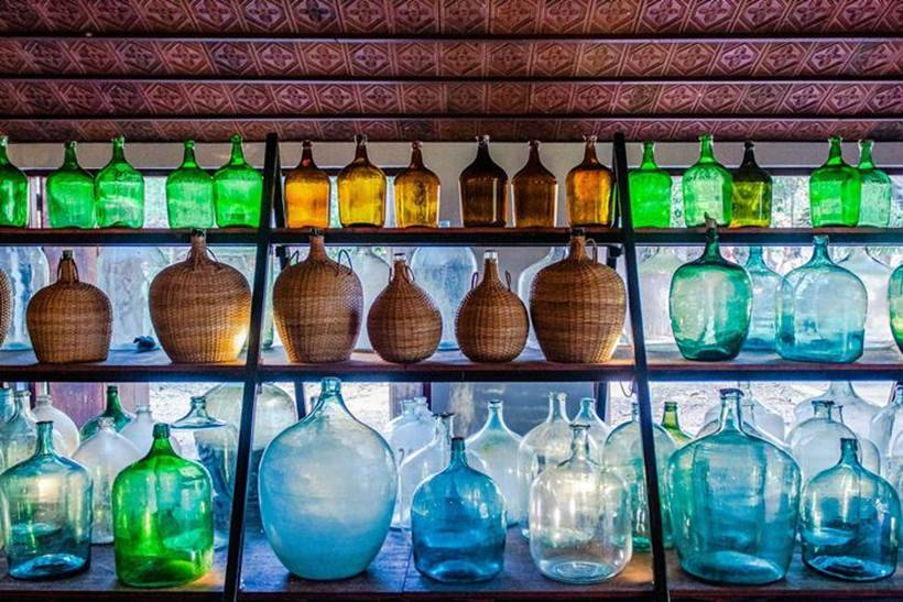 Sneak peak into the world's first feni cellar, set to open in Goa this month