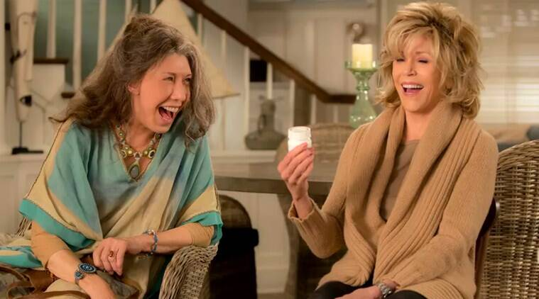 grace and frankie series Netflix