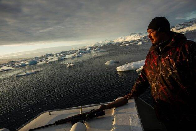 Greenland residents grapple with global warming