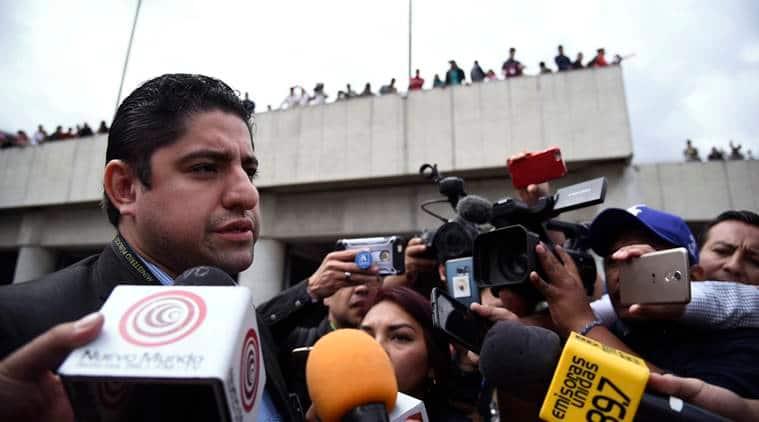 Guatemala, United nations, anti-corruption commission, Yilen Osorio, Guatemala government, world news