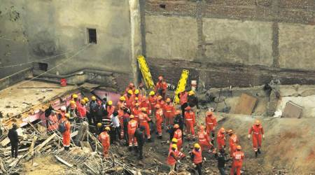 NDRF, NDRF rescue operations, Anil Kumar Singh, NDRF search rescue operations, delhi news, indian express, latest news