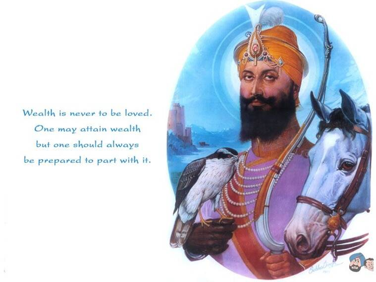 happy guru gobind singh jayanti inspirational quotes by guru