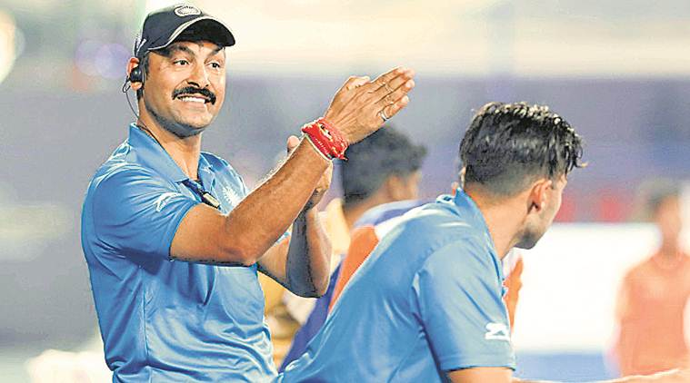 harendra singh, harendra singh sacked, india hockey coach, hockey india coach, india hockey news, hockey news, indian express