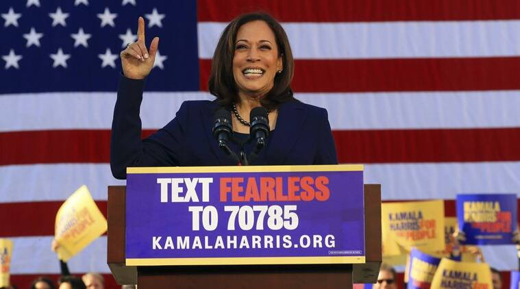Kamala Harris kicks off 2020 campaign with Oakland Rally