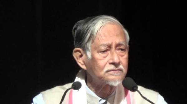 A case of sedition was registered against prominent Assam intellectual and academic Hiren Gohain on Thursday. (File)