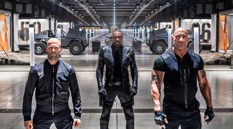 Fast & Furious Presents: Hobbs & Shaw wrapped filming