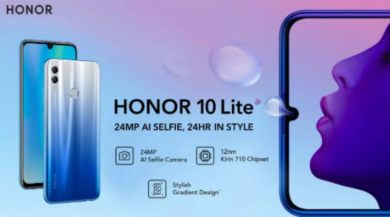 Honor 10 Lite India launch on January 15: Expected price, specifications