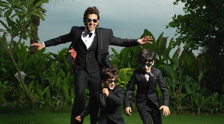 happy birthday hrithik roshan sons parenting