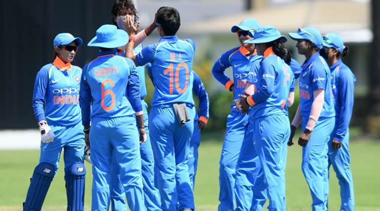 India women's cricket team completes century in T20Is