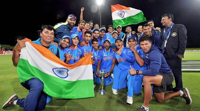 India's U-19 World Cup triumph chosen as Fan's Moment of the Year at ICC Awards