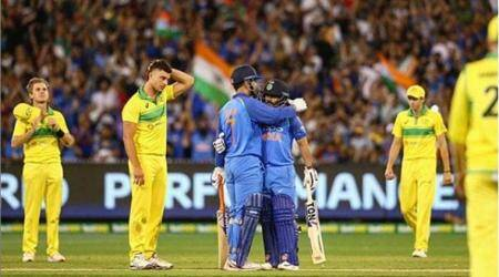 'Well done boys': Twitter explodes as India win historic ODI bilateral series againstAustralia