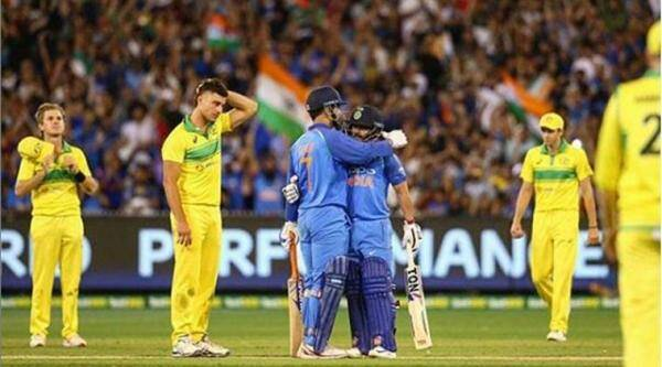 india win at mcg odi