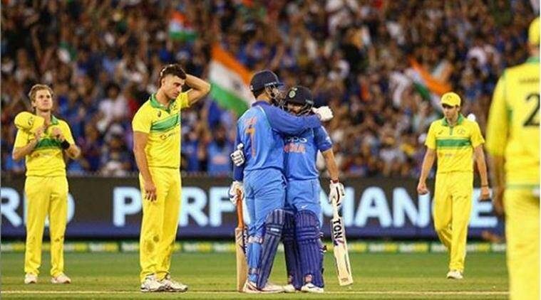 'Well done boys': Twitter explodes as India win historic ODI bilateral series against Australia