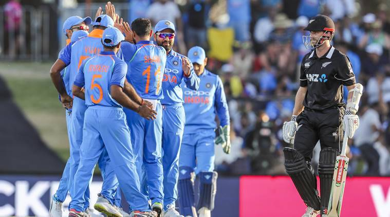 India vs New Zealand 2nd ODI Live Cricket Score Streaming: India take on New Zealand. (Source: AP)