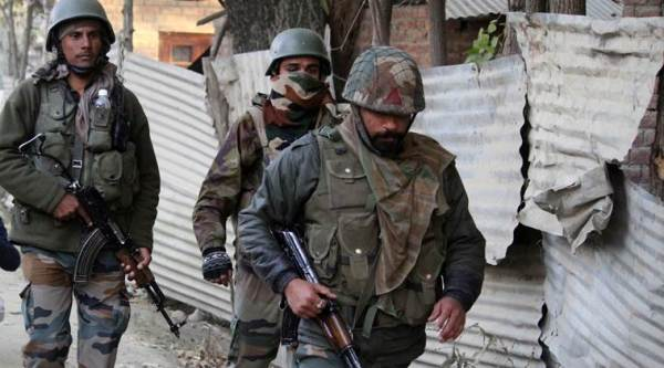 J&K: Two militants killed in encounter with security forces in Nowgam