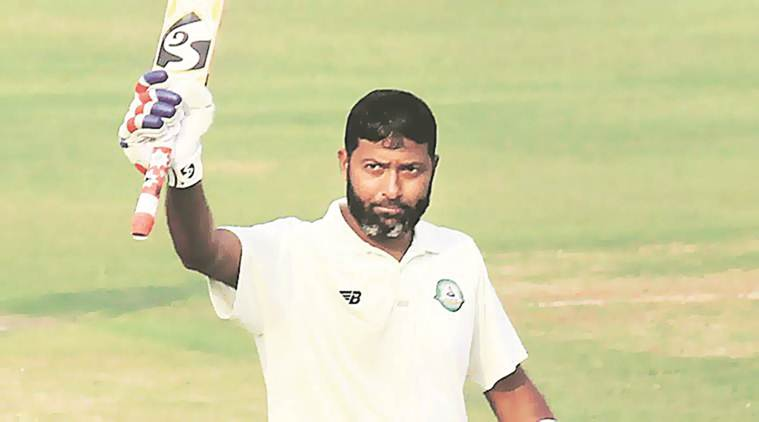 Ranji Trophy: Wasim Jaffer continues to repay Vidarbha with runs