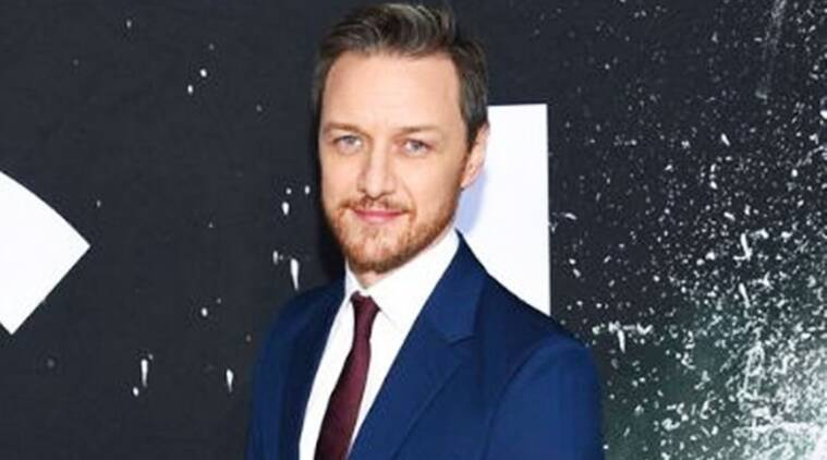 James Mcavoy X-Men Marvel Universe