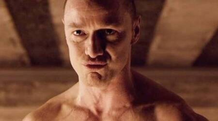 James Macvoy reprised his role of multiple-personality sufferer Kevin Wendell Crumb