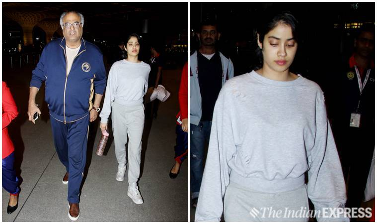 kangana ranaut, deepika padukone, sonam kapoor, janhvi kapoor, pooja hedge, deepika padukone airport fashion, kangana ranaut airport fashion, sonam kapoor airport fashion, janhvi kapoor airport fashion, pooja hedge airport fashion, celeb fashion, bollywood fashion, indian express, indian express news