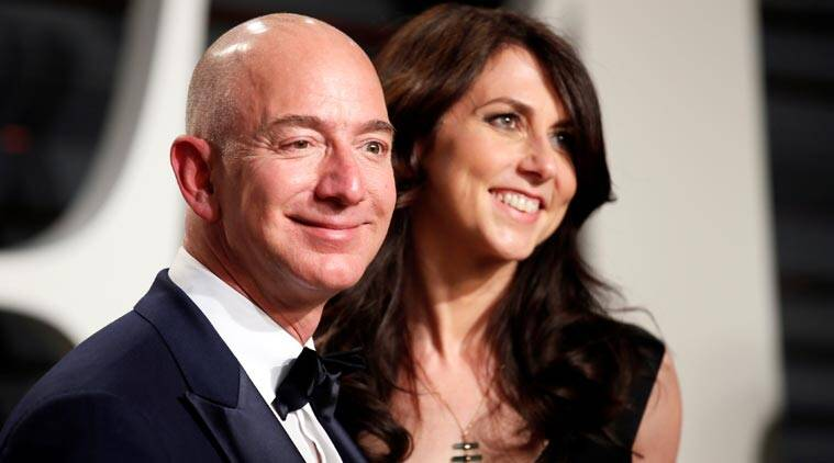 jeff bezos, jeff bezos divorce, jeff bezos mackenzie bezos, jeff bezos national enquirer, national enquirer jeff bezos leaked photos