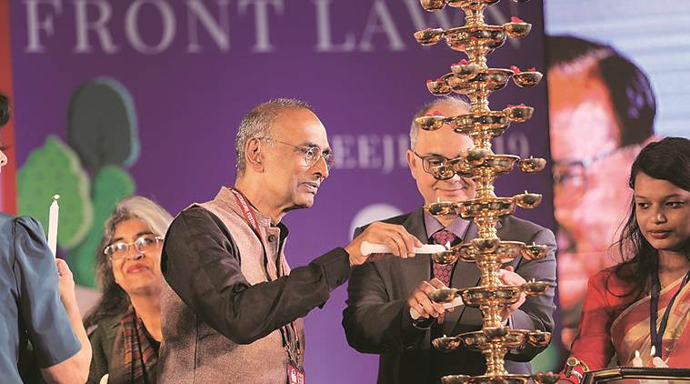 Jaipur Literature Festival, jlf, jlf jaipur, jlf jaipur 2019, jlf 2019, sachin pilot jlf, 26/11 Stories of Strength, 26/11 Stories of Strength jlf, jlf venue, indian express, latest news